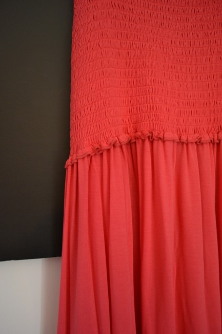 Pink Maxi Dress by BCBGMAXAZRIA