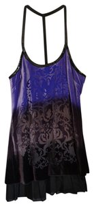 Free People Sequins Velvet Out Ombre Tunic