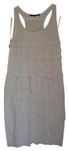 BCBGMAXAZRIA Tiered Day Dress