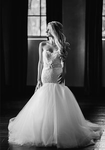 Romona Keveza L315 Wedding Dress