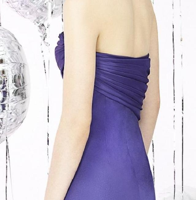 Dessy Full Length Strapless Size 10 New With Tags Dress