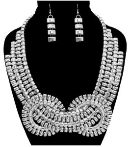 Other BOLD STATEMENT NECKLACE & EARRINGS SET