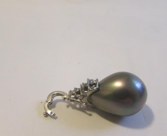 Pearlfection Pearlfection Large Faux Pearl Pear Shape Enhancer