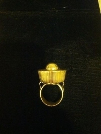 Other Vintage, 1970's Bold Ring. 100% Silver made in Poland