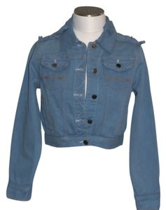 No Boundaries Womens Jean Jacket