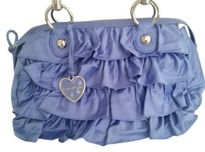 bebe Satchel in Periwinkle