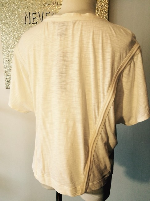 Marc by Marc Jacobs Top off white