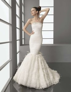 Aire Barcelona Platino Wedding Dress