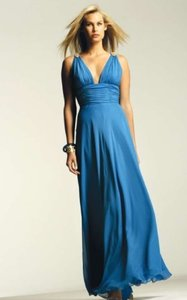 Faviana Turquoise Blue 5801 Dress