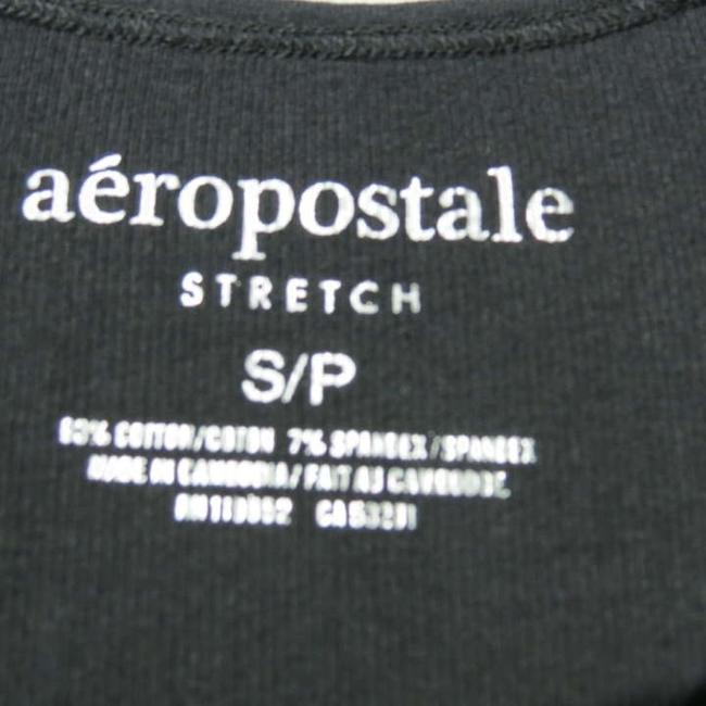 Aeropostale Top Black
