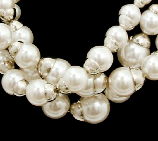 Other CLASSIC MULTI-STRAND PEARL NECKLACE AND EARRINGS SET