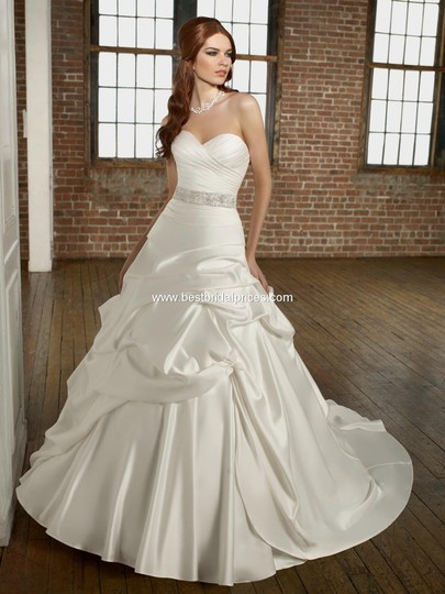 Mori Lee 4863 Wedding Dress