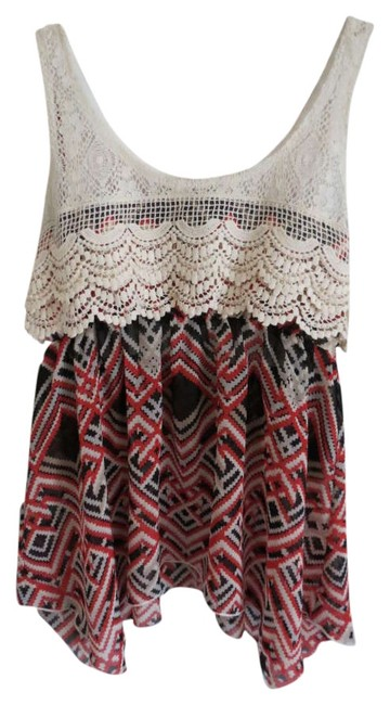 Preload https://img-static.tradesy.com/item/302964/rachael-and-chloe-multicolor-new-misses-small-blouse-size-6-s-0-0-650-650.jpg