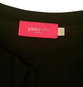 Pinkyotto Silk Top Black