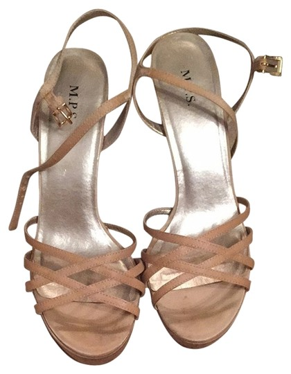 Preload https://item1.tradesy.com/images/mps-shoes-nude-sandals-3029995-0-0.jpg?width=440&height=440