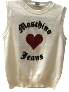 Moschino Top Cream