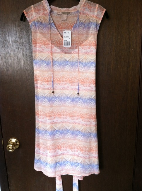 Forever 21 short dress Light Multi Spring Summer Tribal on Tradesy