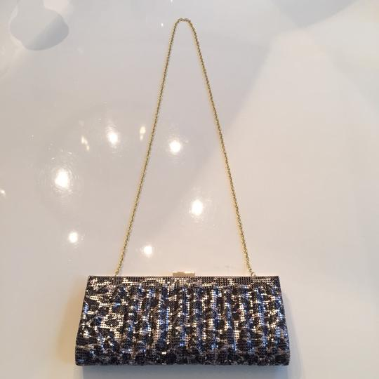 Other Gold/ Black Clutch