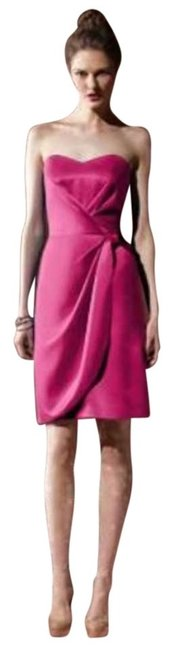 Preload https://item3.tradesy.com/images/dessy-pink-8101-mid-length-cocktail-dress-size-8-m-303127-0-0.jpg?width=400&height=650