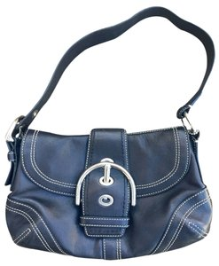 Coach Leather Gift For Her Hobo Bag