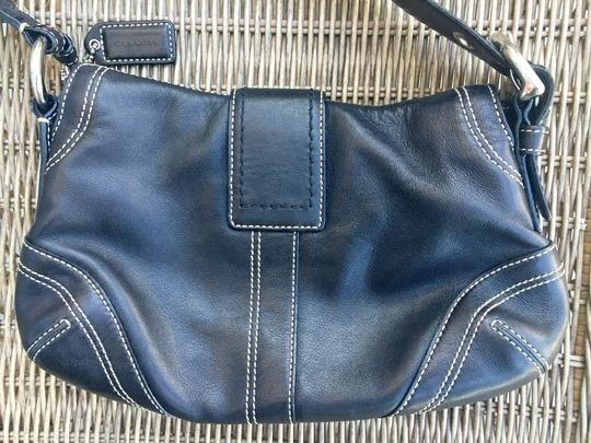 Coach Leather Gift For Hobo Bag