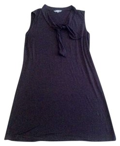 Merona short dress Brown Bow on Tradesy