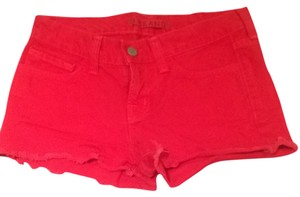 J Brand Shorts Red