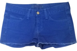 J Brand Shorts Royal Blue