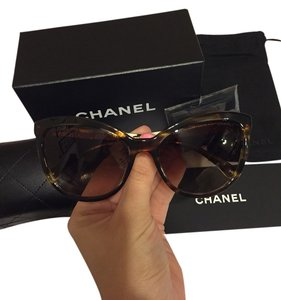 Chanel Chanel Cat Eye Sunglasses