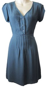 Title nine short dress blue Soft on Tradesy