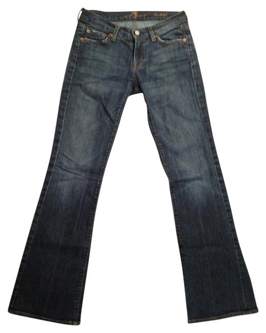 Preload https://item5.tradesy.com/images/7-for-all-mankind-denim-dark-rinse-boot-cut-jeans-size-25-2-xs-3032569-0-0.jpg?width=400&height=650