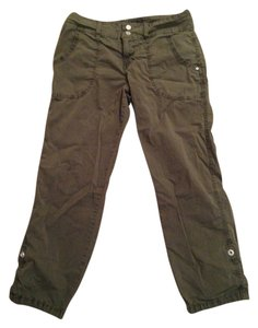 Sanctuary Clothing Capris Olive