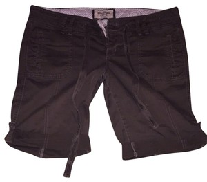 Abercrombie & Fitch Shorts Brown