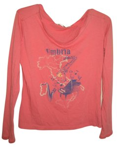 Trafaluc Umbria Jazz Longsleeve Shirt Top orange