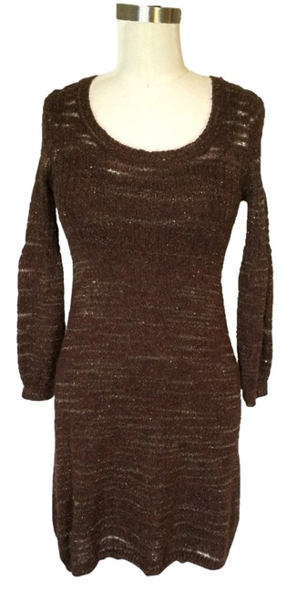 Preload https://item1.tradesy.com/images/chelsea-and-violet-brown-short-casual-dress-size-6-s-3033310-0-0.jpg?width=400&height=650