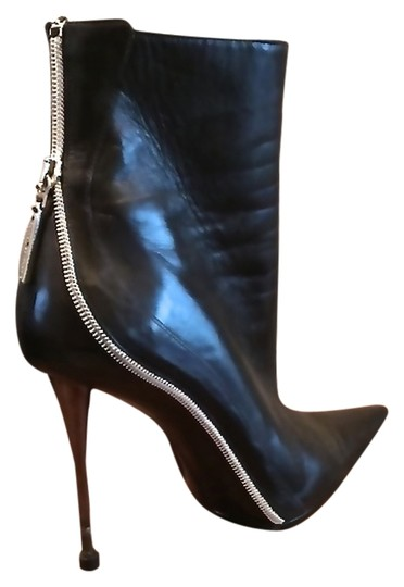 Preload https://item4.tradesy.com/images/gianmarco-lorenzi-black-with-silver-hardware-no-specific-style-number-bootsbooties-size-us-8-regular-3033433-0-0.jpg?width=440&height=440