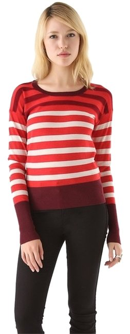 Preload https://item4.tradesy.com/images/marc-by-marc-jacobs-red-yasmin-sweaterpullover-size-2-xs-3033538-0-0.jpg?width=400&height=650