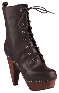 N.Y.L.A. Brown Boots