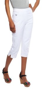 Quacker Factory Capris White