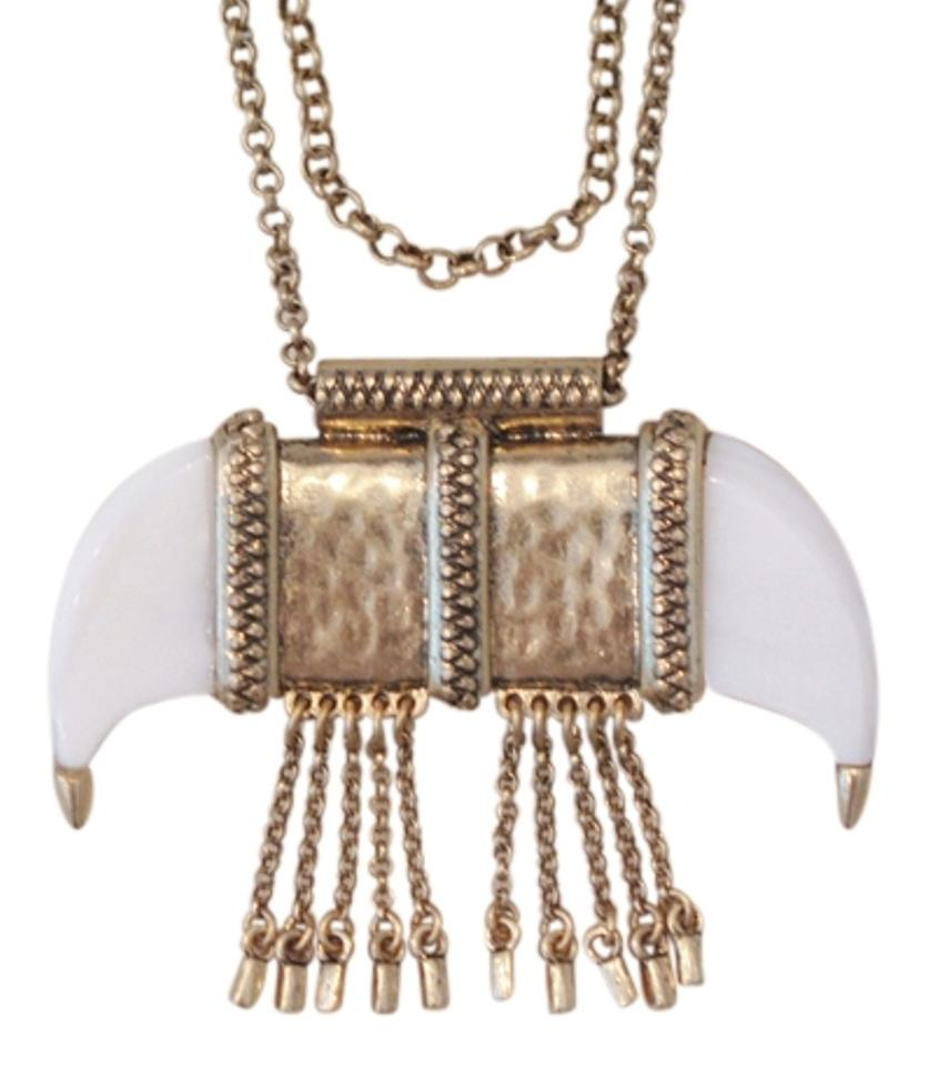 up necklace webready tusk shop arms pendant in