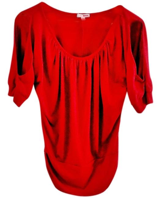 Preload https://item5.tradesy.com/images/bongo-poppy-red-cold-shoulder-rayonspandex-blouse-size-16-xl-plus-0x-3034234-0-0.jpg?width=400&height=650