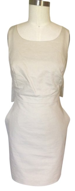 Akira short dress Cream on Tradesy