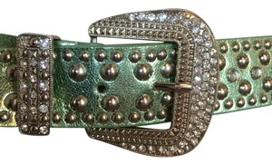 Other Olivine Metallic Belt