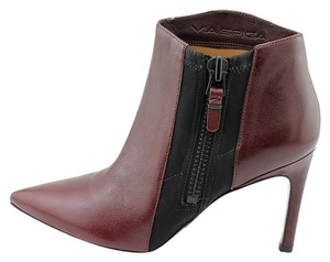 Via Spiga Burgandy Boots