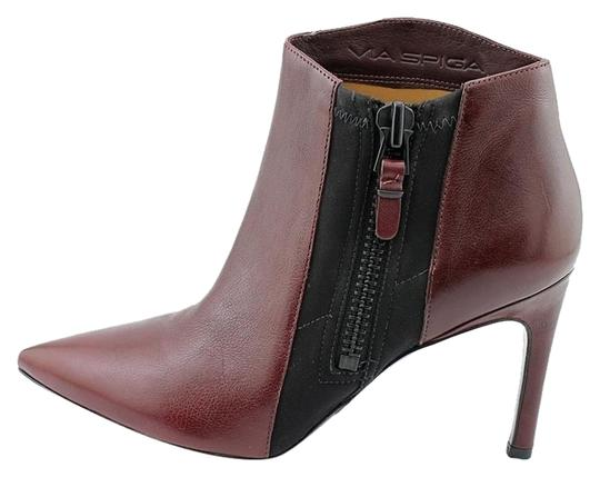 Preload https://item2.tradesy.com/images/via-spiga-burgandy-ibis-leather-fashion-ankle-4856-bootsbooties-size-us-8-regular-m-b-3035431-0-0.jpg?width=440&height=440