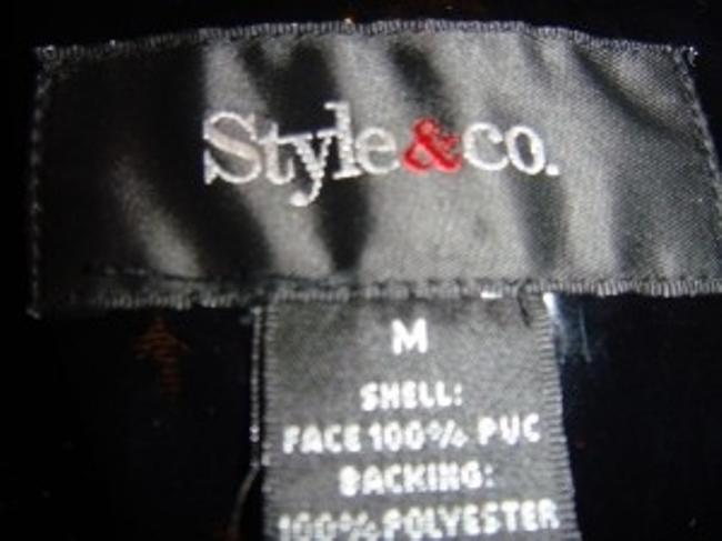 Style & Co Black Jacket