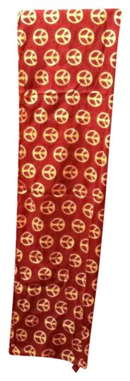 Preload https://item1.tradesy.com/images/delias-maroon-yellow-peace-sign-scarfwrap-303660-0-0.jpg?width=440&height=440