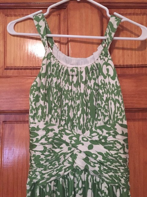 Cynthia Steffe short dress Green And Cream/off White on Tradesy