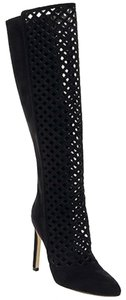 HeartSOUL Caged Kneehigh Boots