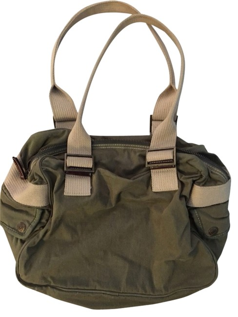 Item - Olive Green Canvas Tote